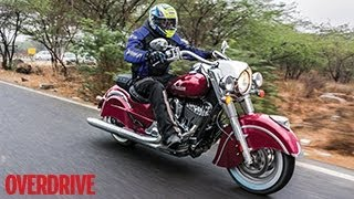 2014 Indian Motorcycles Chief In India First Ride