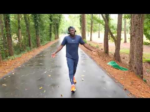 Kevin Hart training for NYC Marathon (видео)