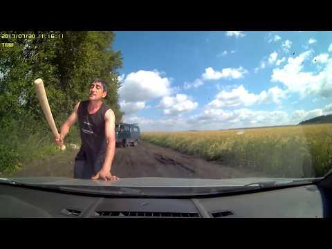 Нападение на лесной дороге в Челябинской области