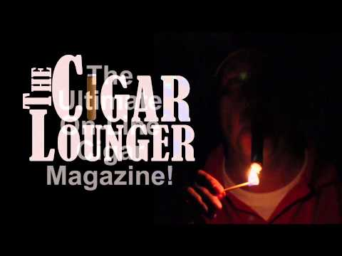 Video of The Cigar Lounger Magazine