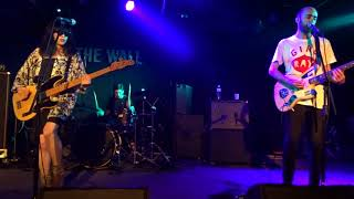 Yuck - Holing Out+Cannonball+Lose My Breath+Middle Sea @ The Wall,Taipei