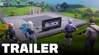 Fortnite: The Block Reveal Trailer - The Game Awards 2018