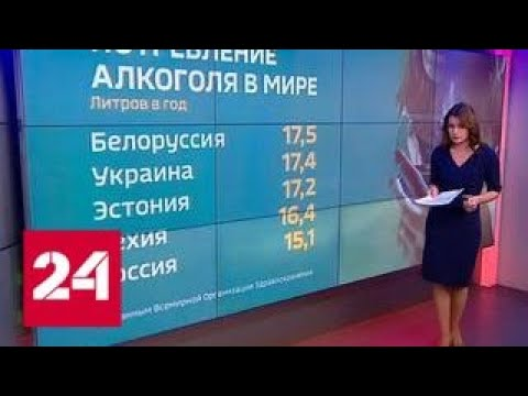 С начала года в России вступили в силу новые правила продажи алкоголя - Россия 24