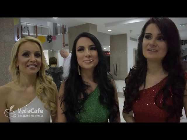 Vivo per lei - Благотворителен концерт на Trio Sopranо, Wail, Elika