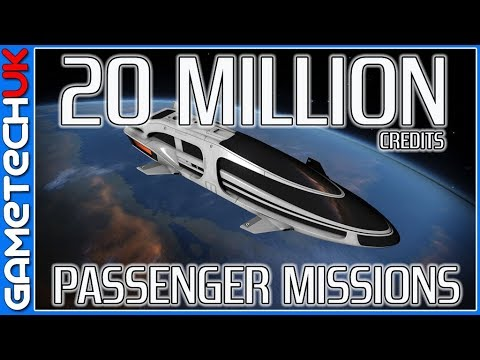 Download Video & MP3 320kbps: Elite Dangerous Passenger Missions