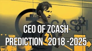 CEO of Zcash Zooko Explaining Cryptography and why Zcash is better than Bitcoin