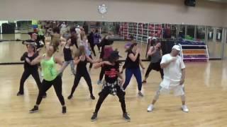 Rock the Movement 3BallMTY Cardio Hip Hop (Zumba lovers)