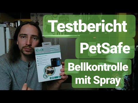 Testbericht über PetSafe Bellkontrolle mit Spray