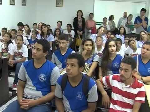 AL Informa | Estudantes de Tangará da Serra conhecem a ALMT