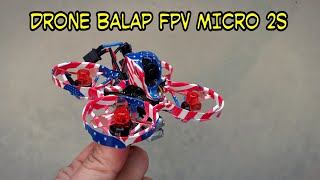 Eachine US65 Pro Micro Brushless 65mm 2S Brooo.... ????????