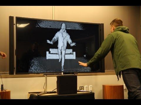 Видео № 0 из игры Сенсор Kinect 2.0 для Xbox One
