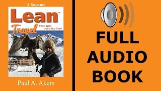 Lean Travel - Audiobook by Paul A. Akers