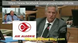 Témoignage Choc De Corruption Chez Air Algérie