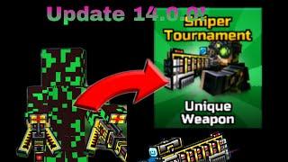 New Mystic Guns/NEW GAME MODE!? PG3D 14.0.0
