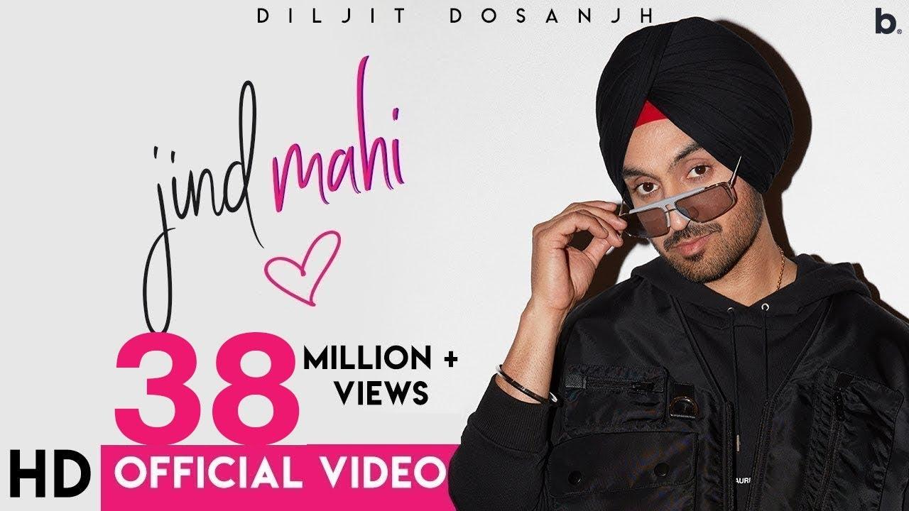Jind Mahi - Diljit Dosanjh Lyrics