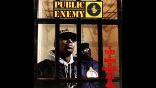 Black Steel in the Hour of Chaos-Public Enemy