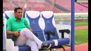 بورتريه حول اللاعب الدولي السابق مصطفى الحداوي ( مشروع بحث التخرج للمهدي محيب)