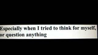 Don't be thinkin'