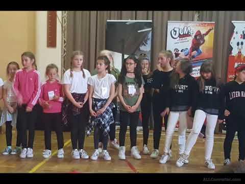 Nasi mistrzowie tańca!