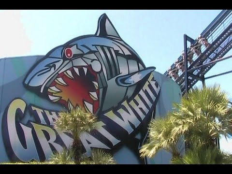 The Great White Roller Coaster