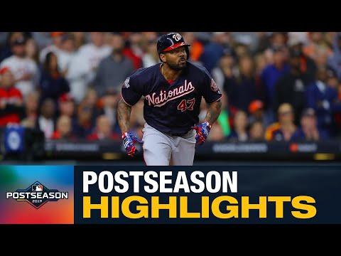 Howie Kendrick 2019 MLB Postseason Highlights (Nationals' veteran came up huge!)