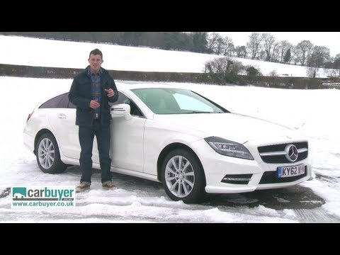 Mercedes CLS Shooting Brake estate 2013 review - CarBuyer