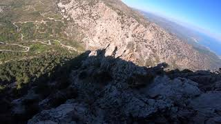 "Endless Dives in Epic Places!Fpv Cinematic Video ""Orino Crete"""