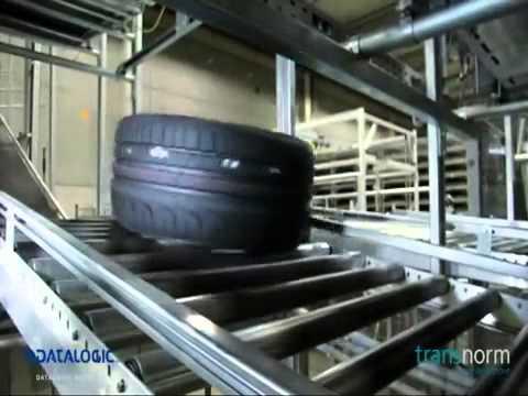 Datalogic & Pirelli