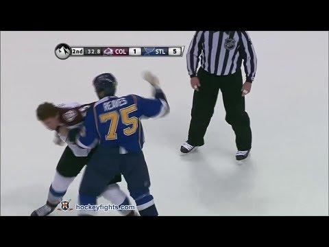 Cody McLeod vs Ryan Reaves