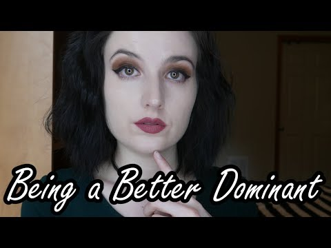 How to Be a Better Dominant