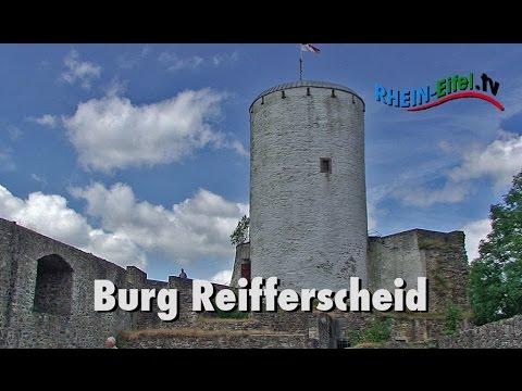 Burg Reifferscheid | Hellenthal | Rhein-Eifel.TV
