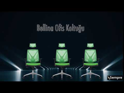 Bellina Ofis Koltuğu