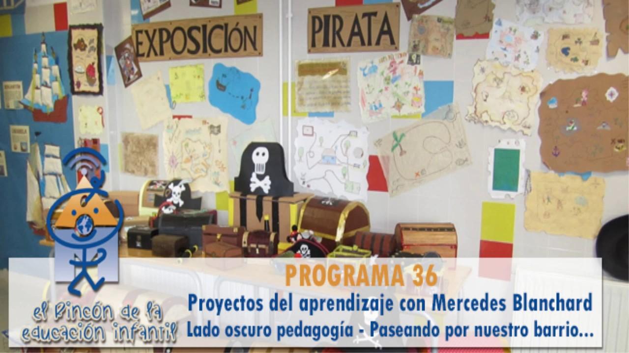 Proyectos del aprendizaje - Lado oscuro psicología - Rafael Sanz - Paseando por nuestro barrio (p36)