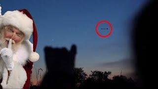 10 Santa Claus Sightings You