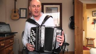 How To Play The Chromatic Button Accordion - Lesson Two
