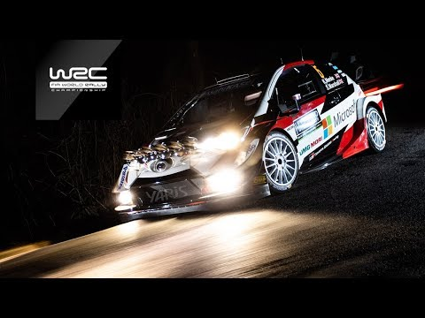 WRC - Rallye Monte-Carlo 2019: Best of Action