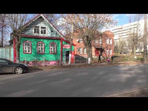 Экскурсия по городу Луга. Интересное. Достопримечательности. Часть 1.