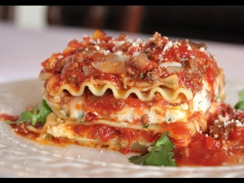 The Best Meat Lasagna Recipe — How to Make Homemade Italian Lasagna Bolognese