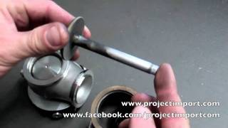 Project Import: Tial Wastegate Break Down Shaft Play