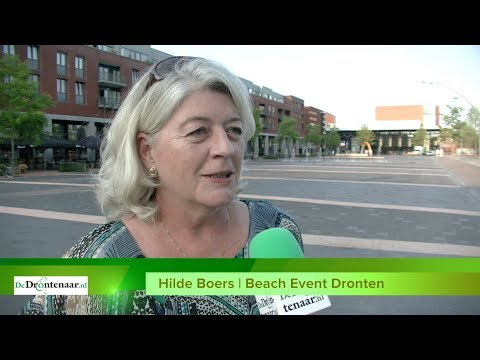 VIDEO | Beach Event Dronten is met name nog op zoek naar touwtrekkers