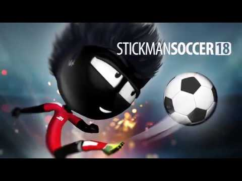 Vídeo do Stickman Soccer 2018