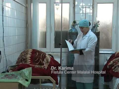 UNFPA ON THE BRINK TO END FISTULA IN AFGHANISTAN
