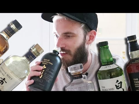 $50 VS $500 WHISKEY