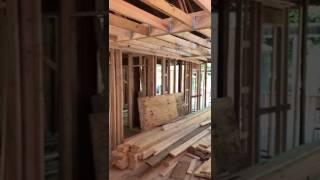 Interior Work and Framing