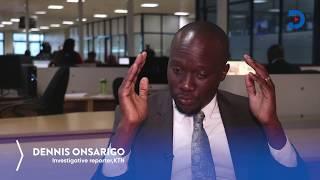 Dennis Onsarigo's big break into Media | CAREER MONDAY
