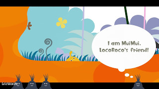LocoRoco PSP great and purveyor of glutinous globs has been remastered for