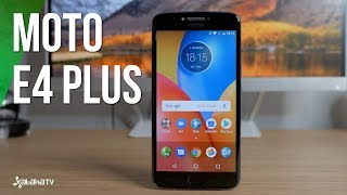 Moto E4 Plus, review