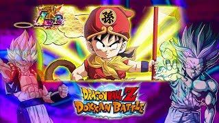 Dokkan Battle Best Team For Beginners