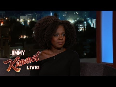 Viola Davis on Melania Trump's Love of How to Get Away with Murder
