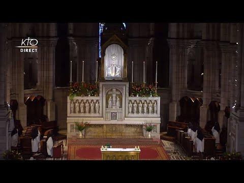 Prière du Milieu du jour du 25 mai 2021 des Bénédictines du Sacré-Coeur de Montmartre